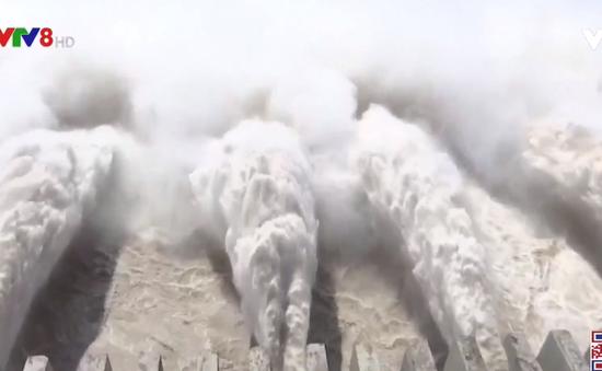 Trung Quốc: Mực nước hồ chứa đập Tam Hiệp gần đạt mức tối đa