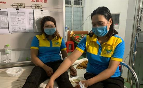 Đắk Lắk: Xác định nguyên nhân hàng chục công nhân nhập viện sau khi ăn bánh mì