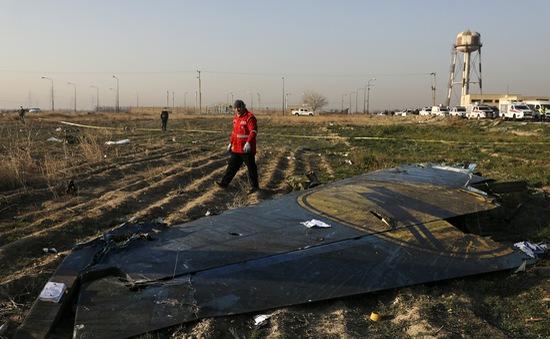 Iran công bố dữ liệu hộp đen của máy bay Ukraine bị bắn nhầm