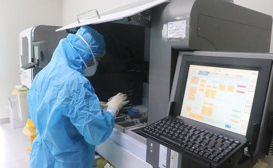 Việt Nam cán mốc 1 triệu xét nghiệm COVID-19 bằng phương pháp PCR