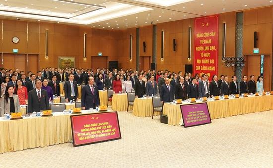 Đảng bộ Văn phòng Chính phủ phát huy đoàn kết, dân chủ, kỷ cương, đổi mới và phát triển