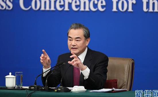 Ngoại trưởng Trung Quốc Vương Nghị công du 5 nước châu Âu