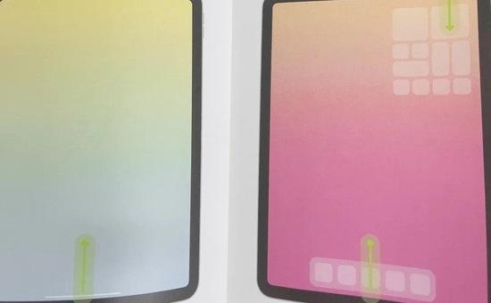 """iPad Air 4 lộ thiết kế đẹp xuất sắc, """"nội dung"""" không kém gì iPad Pro"""