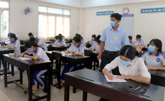 Công bố đề tham khảo kỳ thi tốt nghiệp THPT trong tháng 3