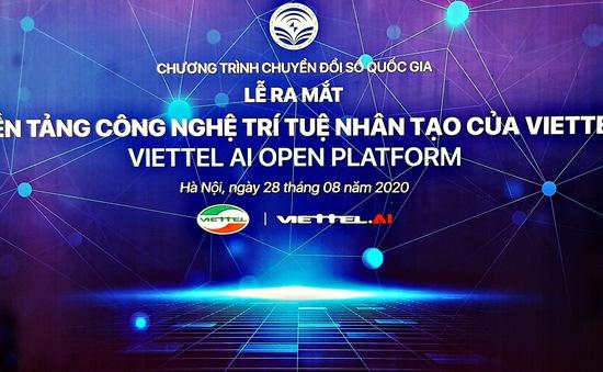 """Ra mắt nền tảng công nghệ trí tuệ nhân tạo """"Make in Vietnam"""""""