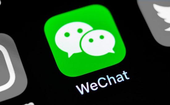 WeChat tạm dừng cho phép đăng ký tài khoản mới tại Trung Quốc