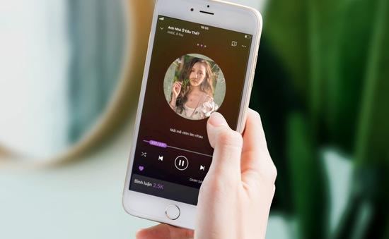 Zing MP3 cung cấp miễn phí dịch vụ nghe nhạc chất lượng cao 320 Kbps