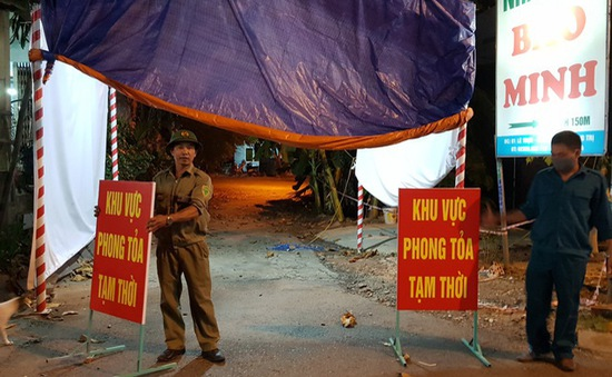 Toàn bộ các điểm phong tỏa ở Quảng Trị đều đã được dỡ bỏ