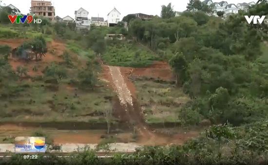 Lâm Đồng: Tràn lan nạn cò đất bán đất không đúng quy hoạch