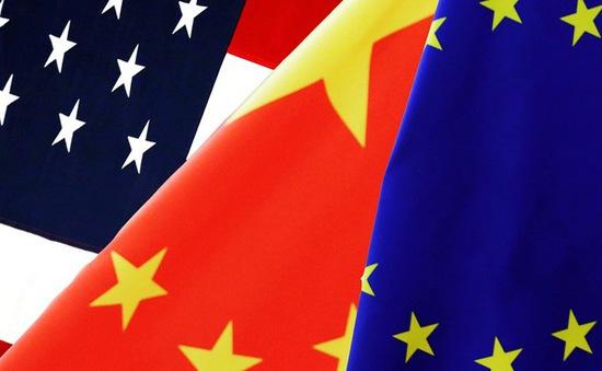 Châu Âu ở đâu giữa căng thẳng Mỹ - Trung?