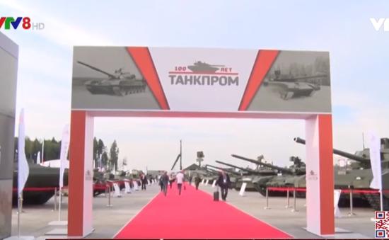 100 năm ngành công nghiệp xe tăng Nga