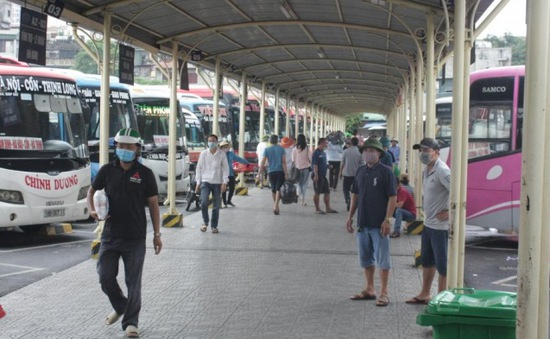 Hà Nội tăng cường 150 xe khách phục vụ hành khách dịp 2/9