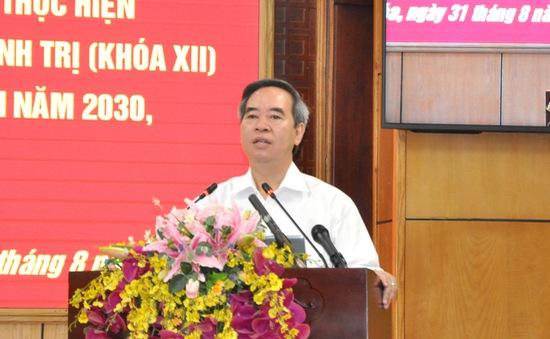 Thanh Hóa sẽ trở thành một cực phát triển mới của Bắc Trung Bộ