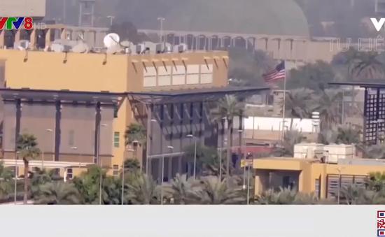 Iraq: Thủ đô Baghdad tiếp tục bị tấn công bằng tên lửa
