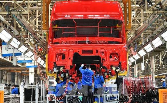 Kinh tế Trung Quốc đã phục hồi theo hình chữ V