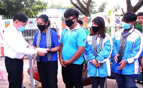 Phát huy sự xung kích của tuổi trẻ trong hoạt động tình nguyện