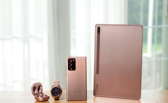 Ngoài Galaxy Note 20, sự kiện Samsung Unpacked 2020 còn mang tới những sản phẩm nào?