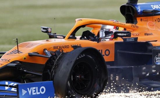 Hãng Pirelli công bố nguyên nhân dẫn tới sự cố về lốp tại GP Anh