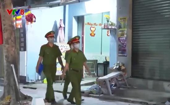 Thừa Thiên - Huế: Lực lượng công an bám địa bàn chống dịch