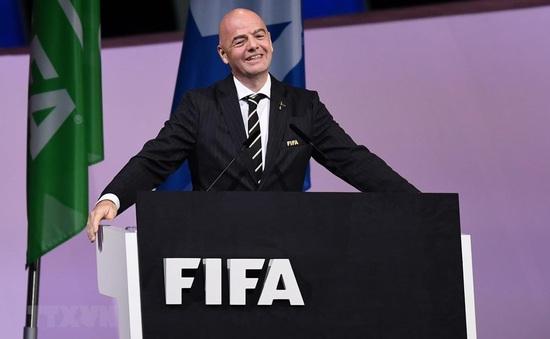 FIFA đưa ra mục đích sử dụng số tiền hỗ trợ 1,5 triệu USD