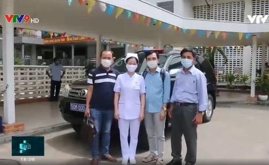 Bệnh viện Chợ Rẫy tiếp tục chi viện nhân sự cho Đà Nẵng