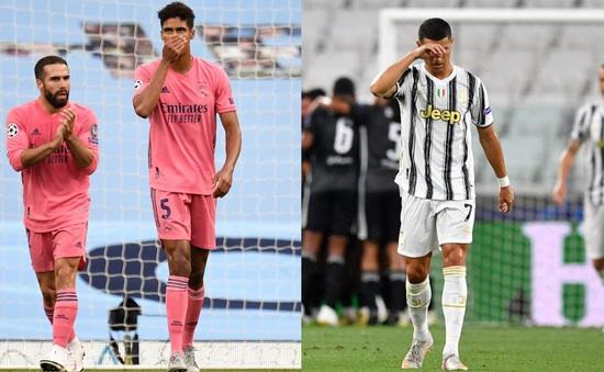 Kết quả UEFA Champions League hôm nay (8/8): Real Madrid và Juventus cùng bị loại