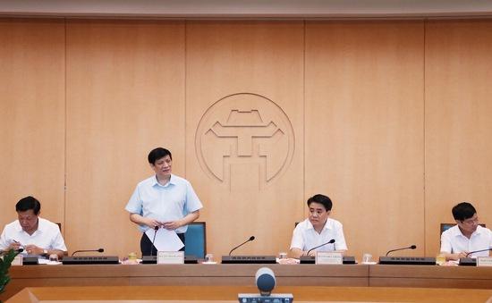 Bộ Y tế rút nhóm chuyên gia xét nghiệm COVID-19 từ Đà Nẵng về hỗ trợ Hà Nội