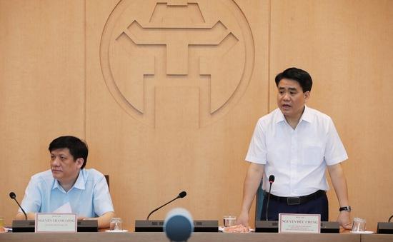Bệnh nhân 751 ở Hải Dương có quá trình đi lại chủ yếu tại Hà Nội
