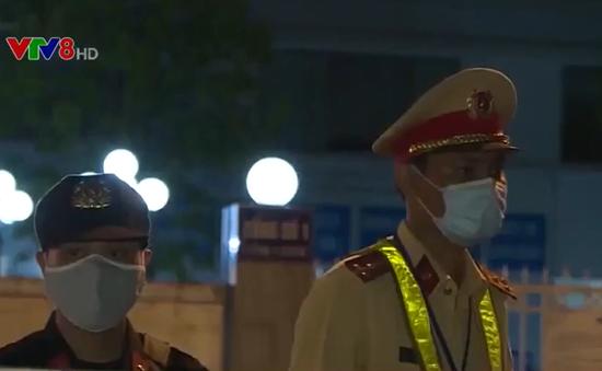 Bộ Công an tăng cường chi viện cho Đà Nẵng chống dịch