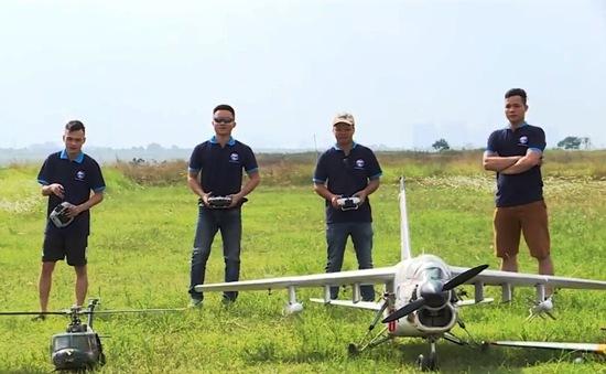 Sân bay tư nhân đầu tiên cho máy bay mô hình