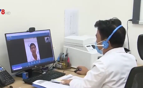 Xu hướng khám chữa bệnh từ xa trong mùa dịch tại Đà Nẵng