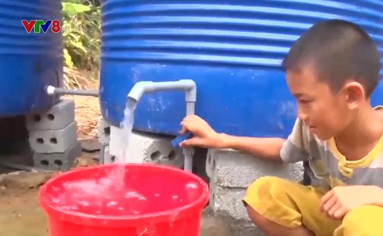 Quảng Bình: Cung cấp nước sạch miễn phí cho người dân vùng hạn