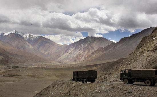 Ấn Độ - Trung Quốc nhất trí rút quân khỏi khu vực biên giới tranh chấp