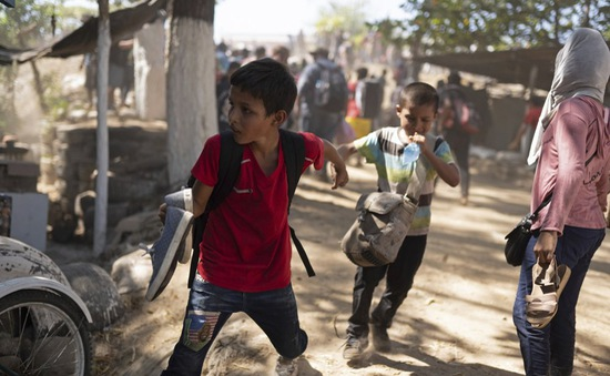 8.800 trẻ em di cư bị trục xuất khỏi Mỹ