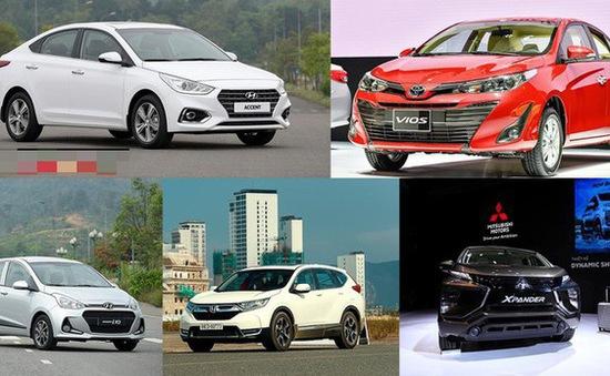 """Bất chấp họa """"hai cô"""", nhiều mẫu xe tại Việt Nam vẫn có doanh số """"khủng"""""""
