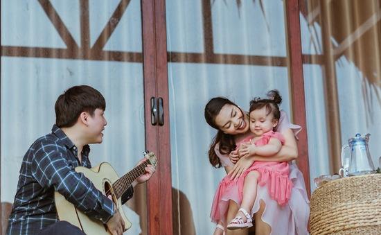 Ca sĩ Nguyễn Ngọc Anh công khai chồng mới và biệt thự sang trọng