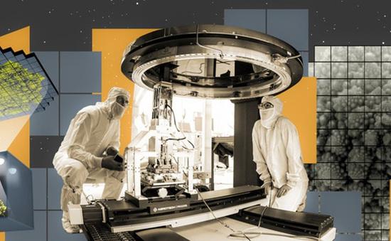Máy ảnh kỹ thuật số lớn nhất thế giới có độ phân giải lên tới 3.200 MP