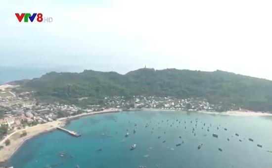 Xã đảo Nhơn Châu phát triển kinh tế khi có điện lưới quốc gia
