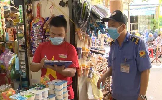 Chợ, siêu thị cam kết phòng chống dịch COVID-19 trong điều kiện mới