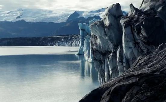 Iceland: Nỗi lo băng tan xóa sổ kỳ quan thế giới