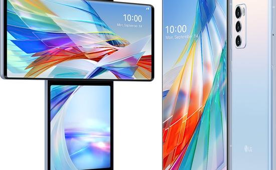 LG Wing chính thức trình làng với thiết kế 2 màn hình xoay độc đáo