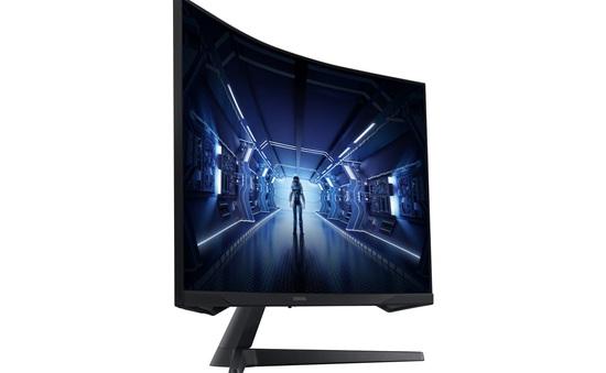 Samsung trình làng dòng màn hình gaming cong Odyssey mới tại Việt Nam