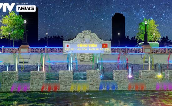 Biến sông Tô Lịch thành công viên Lịch sử - Văn hóa - Tâm linh?