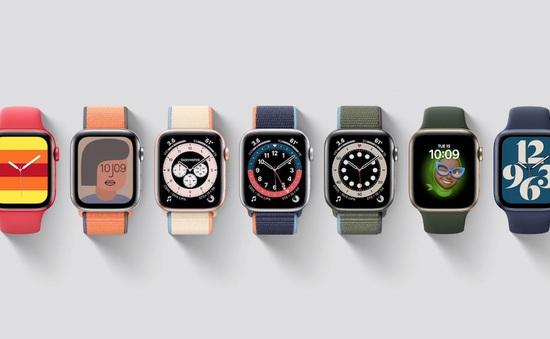Apple Watch Series 7 lộ thiết kế hoàn toàn mới