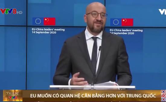Hội nghị thượng đỉnh trực tuyến EU, Trung Quốc
