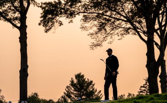 Tiger Woods chuẩn bị kỹ lưỡng cho giải Golf Mỹ mở rộng 2020
