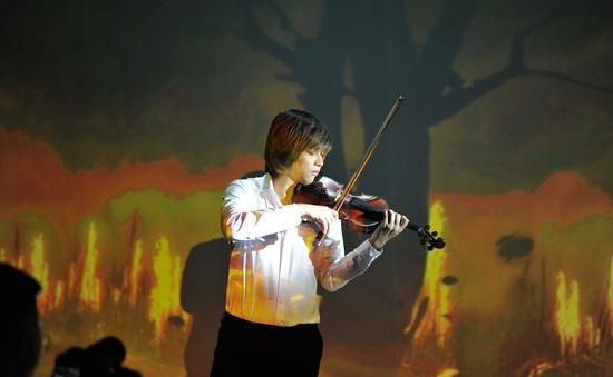 """Nghệ sĩ Violin Anh Tú: """"Trọn đời tôi không đổi niềm đam mê với cây đàn"""""""