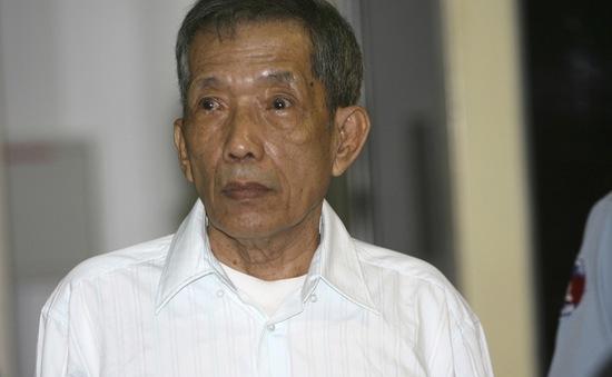 Cựu giám đốc nhà tù trong chế độ Khmer Đỏ qua đời