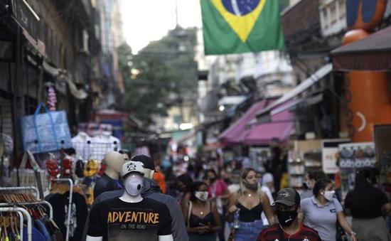 Kinh tế Brazil chính thức suy thoái