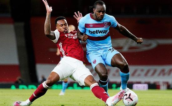 Arsenal 2-1 West Ham: 3 điểm nhọc nhằn